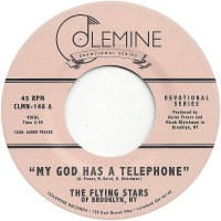Purchase The Flying Stars Of Brooklyn, Ny - My God Has A Telephone (VLS)