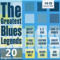 Purchase B.B. King - The Greatest Blues Legends. 20 Original Albums - B.B. King. King Of The Blues CD4