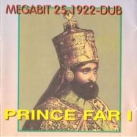 Purchase Prince Far I - Megabit 25, 1922 - Dub
