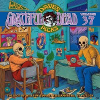 Purchase The Grateful Dead - Dave's Picks Vol. 37: William & Mary Hall, College Of William & Mary, Williamsburg CD3
