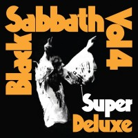 Purchase Black Sabbath - Vol 4 (2021 Super Deluxe Edition) CD4