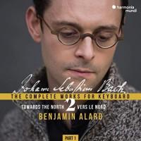 Purchase Benjamin Alard - J.S. Bach: Complete Keyboard Edition, Vol. 2.1 CD2