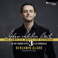 Purchase Benjamin Alard - J.S. Bach: Complete Keyboard Edition, Vol. 3 CD3