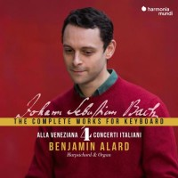 "Purchase Benjamin Alard - Johann Sebastian Bach: The Complete Works For Keyboard, Vol. 4 ""Alla Veneziana"" CD3"