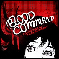 Purchase Blood Command - Five Inches Of A Car Accident (EP)