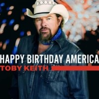 Purchase Toby Keith - Happy Birthday America (CDS)